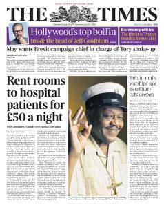 The Times - 26 October 2017