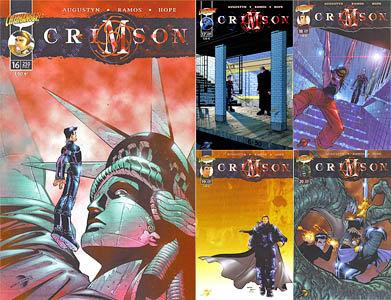 Crimson #16 to #20 Spanish (2000)