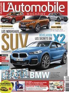 L'Automobile Magazine - décembre 2016