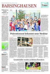Barsinghausen/Wennigsen - 29. November 2017