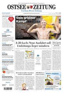 Ostsee Zeitung Wolgast - 27. Oktober 2017