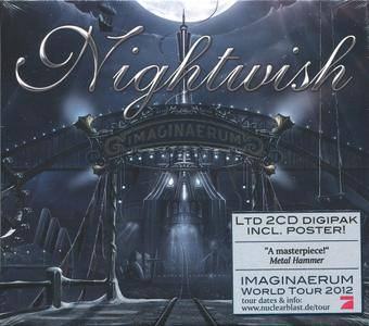 Nightwish - Imaginaerum (2011) [Nuclear Blast NB 2789-5, 2CD + exclusive CD] Repost