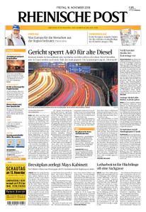 Rheinische Post – 16. November 2018