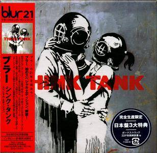 Blur - Think Tank (2003) 2CD Japanese Special Edition 2012