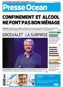 Presse Océan Saint Nazaire Presqu'île – 16 avril 2021