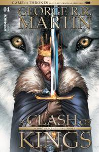 George R R Martins A Clash of Kings 004 2017 2 covers digital Son of Ultron-Empire