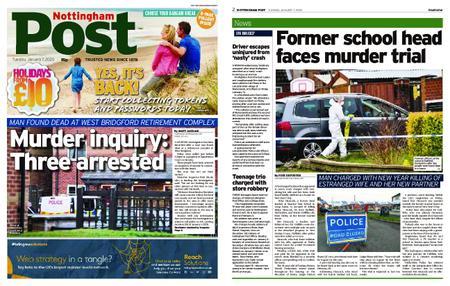 Nottingham Post – January 07, 2020