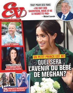 Échos Vedettes - 17 mai 2019