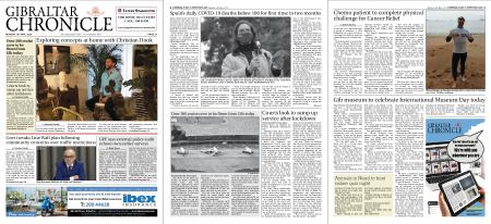 Gibraltar Chronicle – 18 May 2020