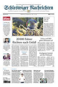 Schleswiger Nachrichten - 09. Januar 2018
