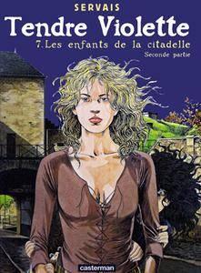 Tendre Violette 1-7