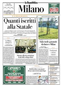 la Repubblica Milano - 17 Ottobre 2019