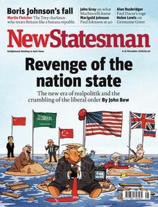 New Statesman - 9 - 15 November 2018