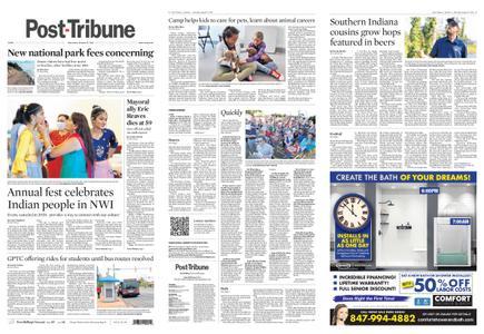 Post-Tribune – August 21, 2021