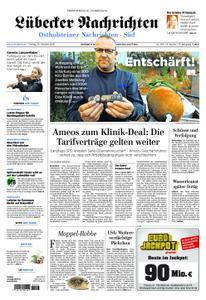 Lübecker Nachrichten Ostholstein Süd - 26. Oktober 2018