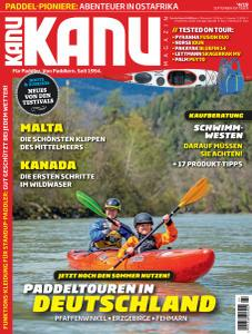 Kanu Magazin - September-Oktober 2019