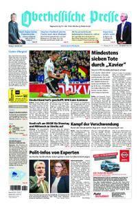 Oberhessische Presse Marburg/Ostkreis - 06. Oktober 2017