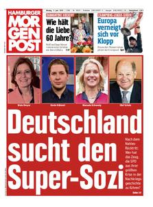 Hamburger Morgenpost – 03. Juni 2019