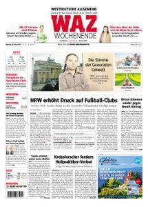WAZ Westdeutsche Allgemeine Zeitung Oberhausen-Sterkrade - 30. März 2019