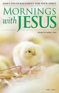 Mornings with Jesus – March 2019