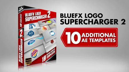 The Logo Supercharger Pack 2 - Project for After Effects (BlueFX)