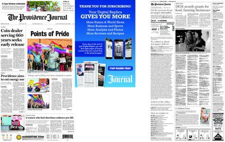 The Providence Journal – June 03, 2019