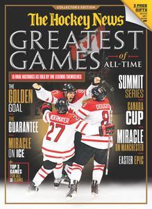 The Hockey News - October 21, 2019