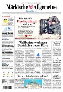Märkische Allgemeine Dosse Kurier - 20. April 2019