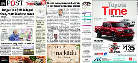 The Guam Daily Post – October 19, 2019