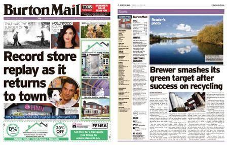 Burton Mail – July 20, 2018