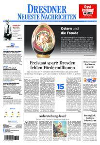 Dresdner Neueste Nachrichten - 20. April 2019