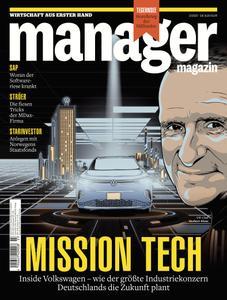 Manager Magazin - März 2021