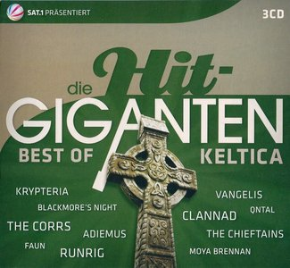 VA - Die Hit-Giganten: Best Of Keltica (2015) {3CD Box Set} Re-Up