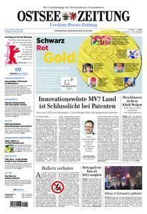 Ostsee Zeitung Wolgast - 16. Februar 2018