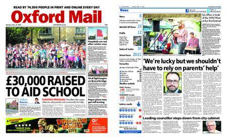 Oxford Mail – May 14, 2018