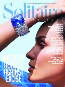 Solitaire International - April 2016