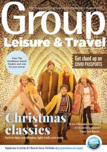 Group Leisure & Travel - August 2021
