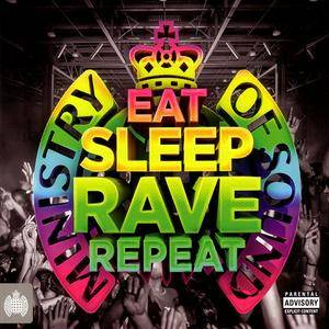 Ministry Of Sound - Eat Sleep Rave Repeat [3CD] (2014)