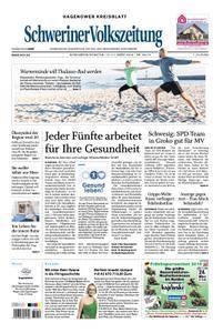 Schweriner Volkszeitung Hagenower Kreisblatt - 10. März 2018