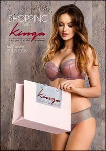Kinga - Lingerie Autumn Winter Collection Catalog 2017-2018
