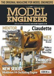 Model Engineer - 25 November 2016