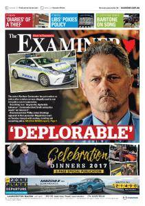 The Examiner - January 10, 2018