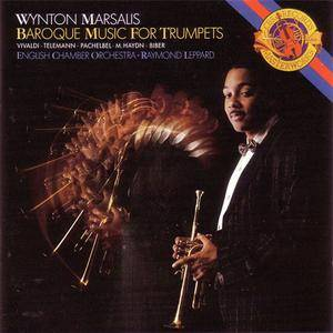Wynton Marsalis - Baroque Music For Trumpets (1988) {CBS Masterworks} **[RE-UP]**