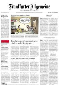 Frankfurter Allgemeine Zeitung - 16 Oktober 2020