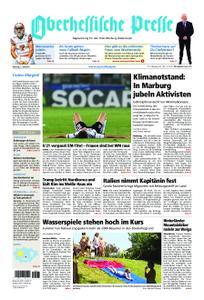 Oberhessische Presse Marburg/Ostkreis - 01. Juli 2019
