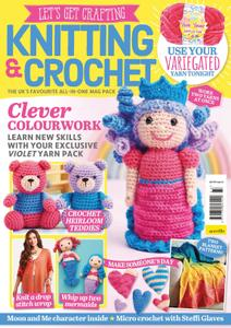 Let's Get Crafting Knitting & Crochet – July 2021