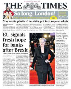 The Times - 11 January 2018