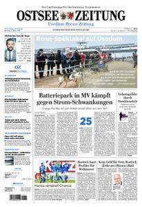 Ostsee Zeitung Wolgast - 12. März 2018
