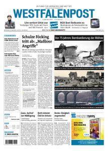 Westfalenpost Wetter - 16. Mai 2018