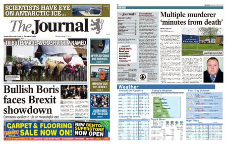 The Journal – October 21, 2019